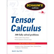 Schaum's Outlines: Tensor Calculus (Paperback)