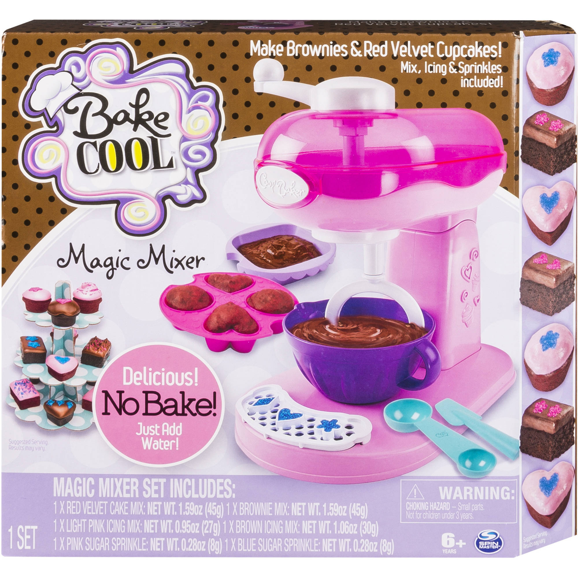 Bake Cool Magic Mixer Maker by SPIN MASTER TOYS FAR EAST LIMITED