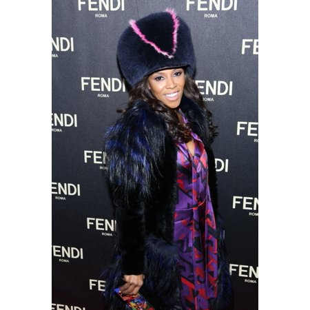 June Ambrose At Arrivals For Fendi Flagship Boutique Opening And Cocktail Party 598 Madison Avenue New York Ny February 13 2015 Photo By Andres OteroEverett Collection Celebrity