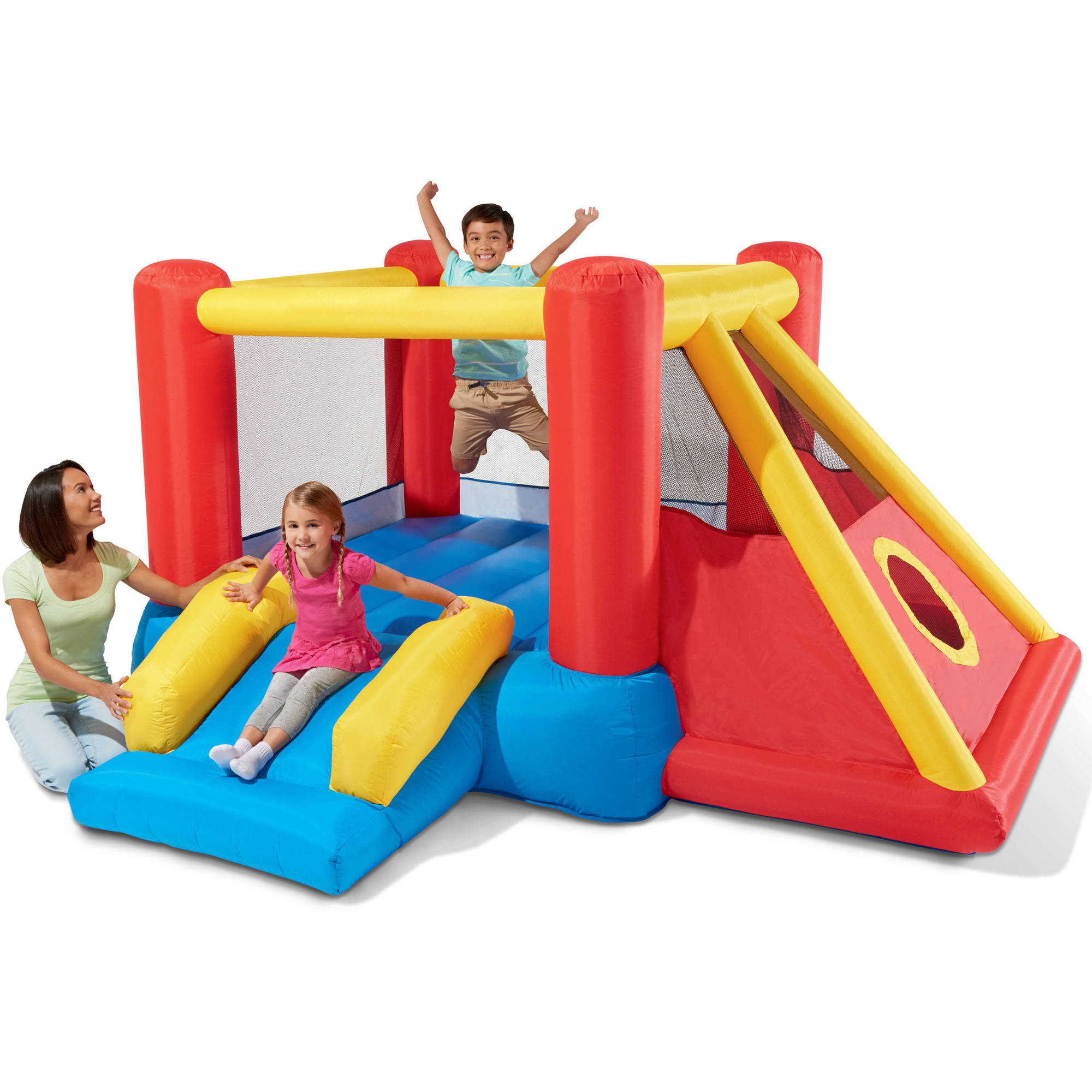 Teepee Bounce House