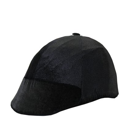 English Velvet Show Helmet Cover