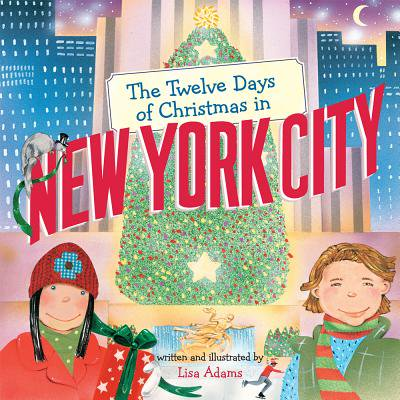 The Twelve Days of Christmas in New York City - New Dad Christmas