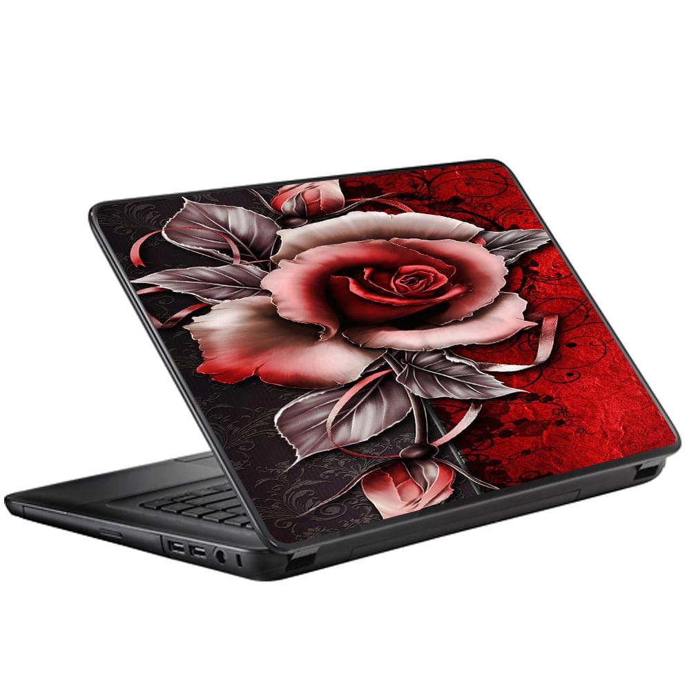"Skin Decal For Hp 2000 Laptop (2013-14) 15.6"" 15"" / Beautful Rose Design"