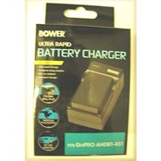 Individual Charger for GoPro ADHBT-401 Replacement Battery