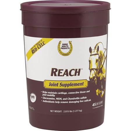 Farnam Co Horse Health-Reach Joint Supplement For Horses- Cherry 2.8 (Best Joint Supplement For Horses)