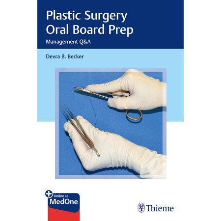 Plastic Surgery Oral Board Prep : Management Q&A (Plastic Surgery Patient Halloween)