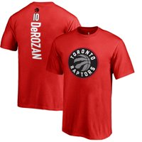 DeMar DeRozan Toronto Raptors Fanatics Branded Youth Backer Name and Number T-Shirt - Red