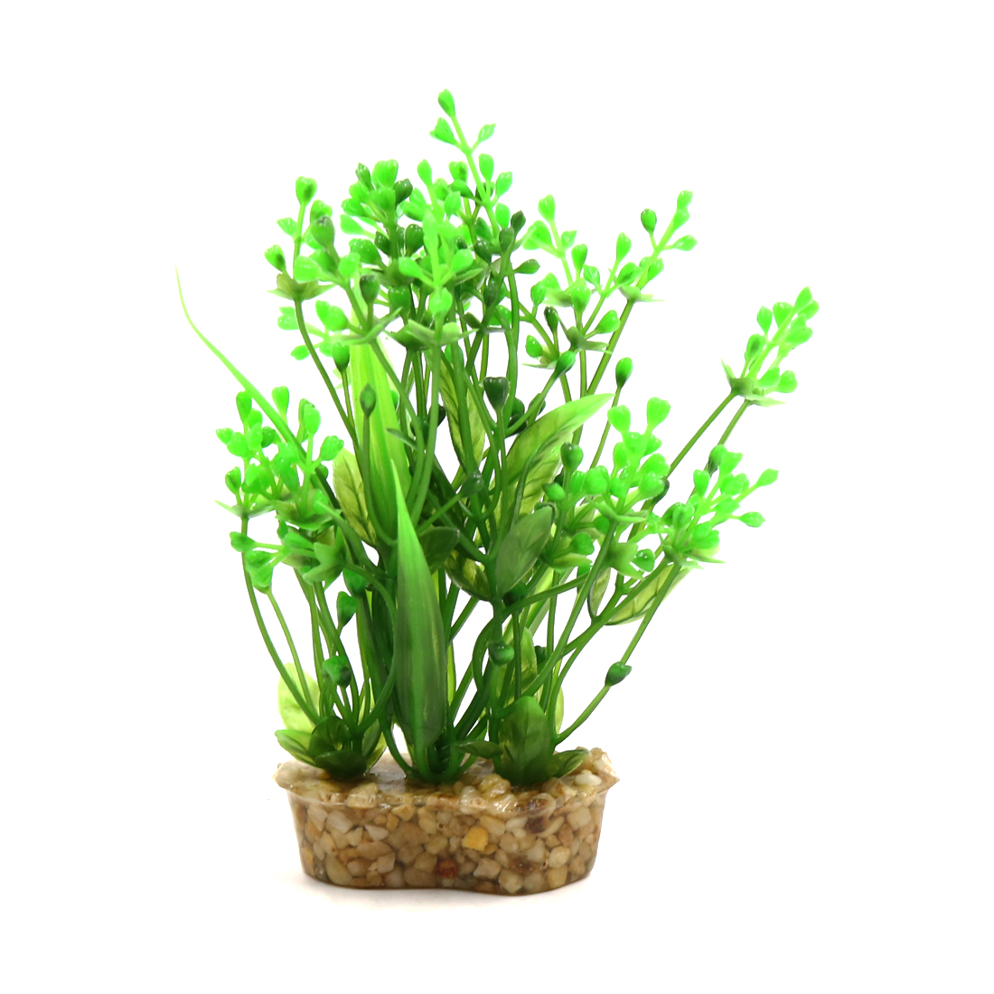4 Inch Green Plastic Mini Plant Aquarium Terrarium Reptiles Decorative Plants Walmart Canada