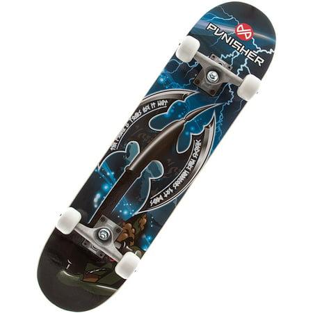 Punisher Skateboards Warrior 31.5