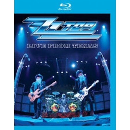 Zz Top - Live From Texas 2007 [BLU-RAY]