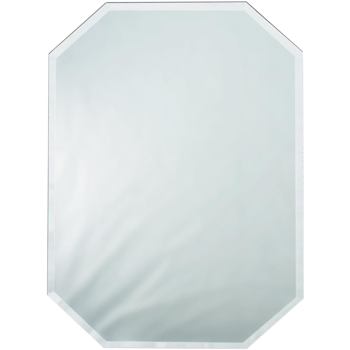 Darice Square Glass Mirror 2 Inches