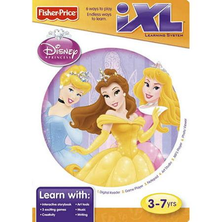 Fisher Price Ixl Disney Princess Software