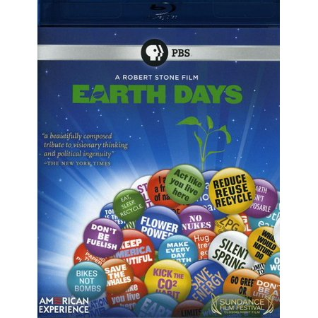 Image of American Experience: Earth Days (Blu-ray)