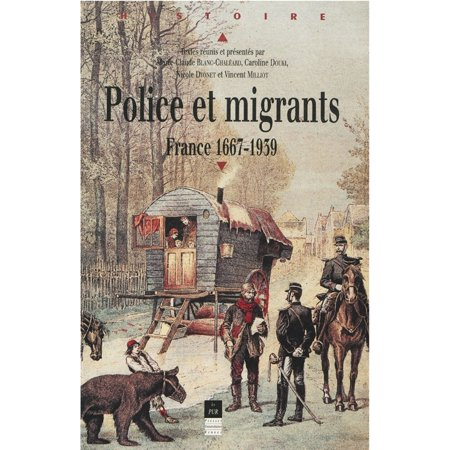 Police et migrants - eBook
