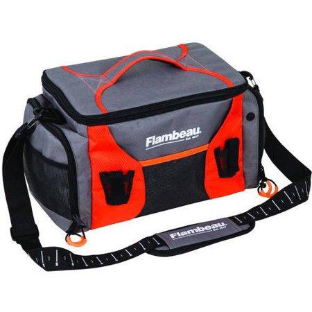 Flambeau outdoors ritual medium duffle softside bag for Fishing bags walmart