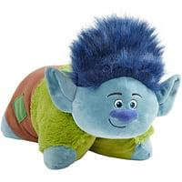 "Pillow Pets DreamWorks Trolls World Tour Branch 16"" Plush Toy Stuffed Animal"