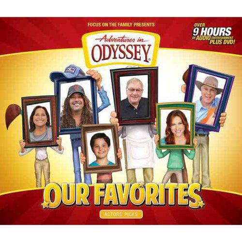 Our Favorites: Actors' Picks
