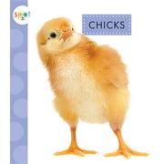 Spot Baby Farm Animals: Chicks (Hardcover)