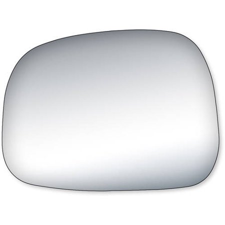 - 99258 - Fit System Driver Side Mirror Glass, Buick Rendezvous 02-07