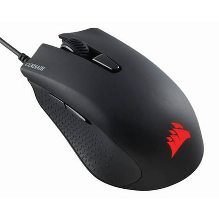 Mobile Optical Retractable Mouse - CORSAIR HARPOON - RGB Gaming Mouse - Lightweight Design - 6,000 DPI Optical Sensor