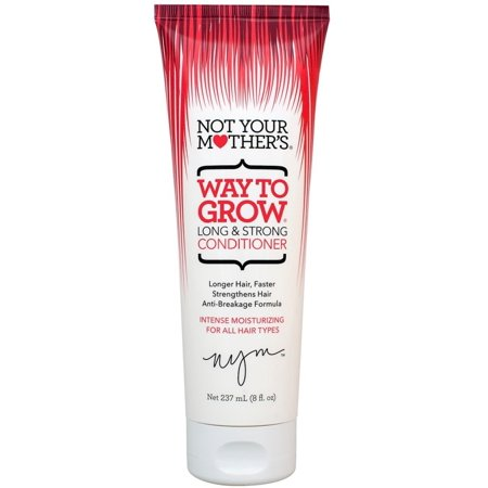 Not Your Mother's Way to Grow Long & Strong Conditioner 8 oz (Pack of 3)