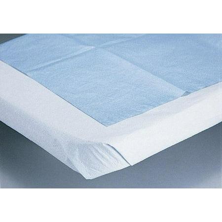 Medline NON24339A Disposable Drape Sheets, 40 X 60, White, 100/carton