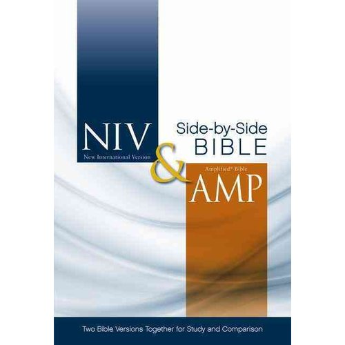 NIV & Amplified Side-By-Side Bible: New International Version