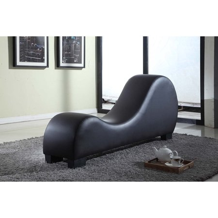 US Pride Furniture Divine Upholstered Chaise Lounge Chair - Walmart.com
