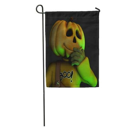 KDAGR All Pumpkin Halloween Man American Boo Candy Creepy Dark Egg Garden Flag Decorative Flag House Banner 12x18 inch](Pumpkin Deviled Eggs Halloween)