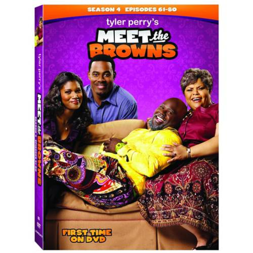 MEET THE BROWNS-SEASON 4 (DVD) (WS/ENG/ENG SUB/SPAN SUB/2.0 DOL DIG/5.1DD)