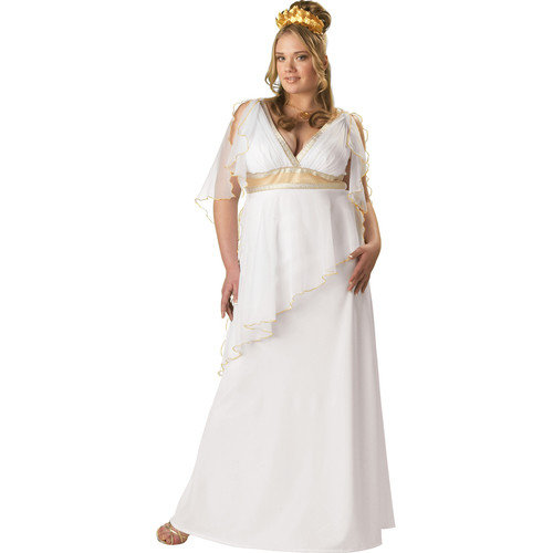 Adult Plus Premium Greek Goddess Costume Incharacter Costumes LLC 5410, 2X