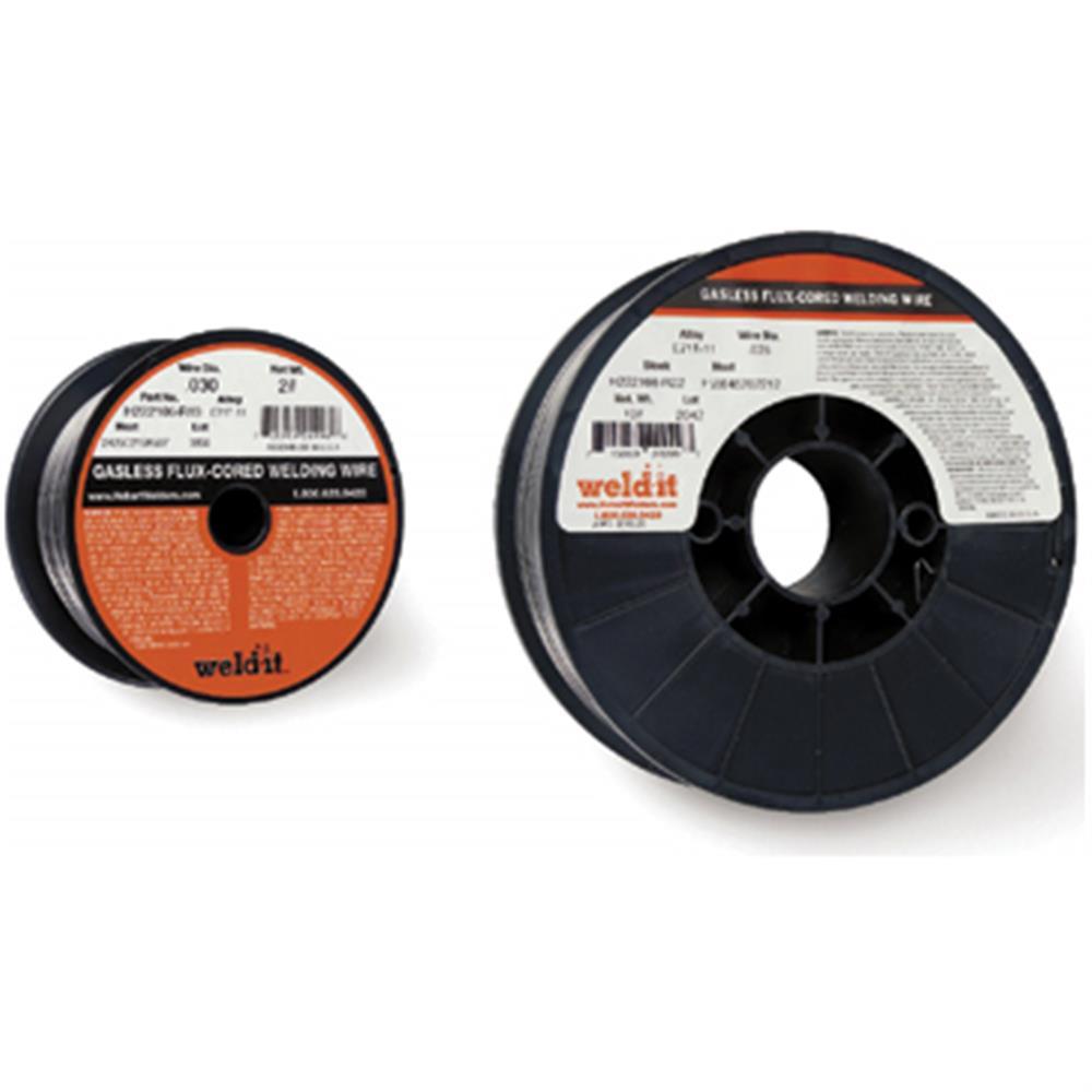 Hobart H6734 Flux Core .030 Mig Wire 2 lbs. - Walmart.com