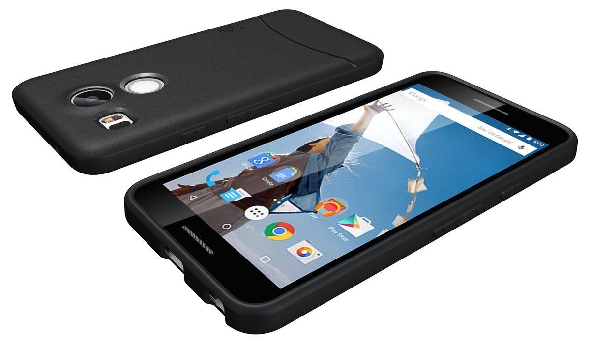buy online d299e 65600 TUDIA Ultra Slim Full-Matte ARCH TPU Bumper Protective Case for Nexus 5X  (2015)