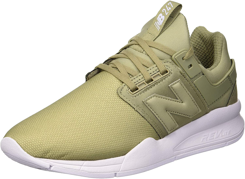 247 V2 Sneaker, Covert Green/Thistle, 9