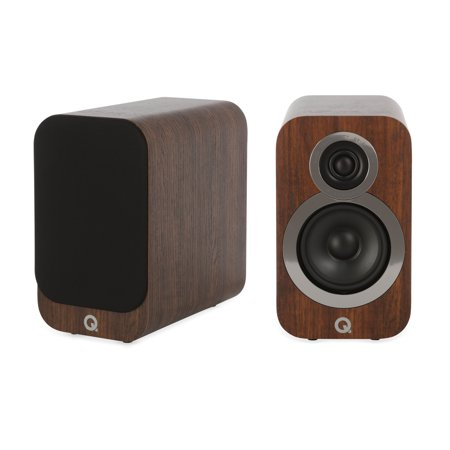 Q Acoustics 3010i Compact Bookshelf Speaker Pair English