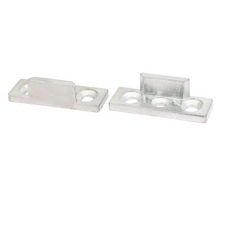 Casement Window Sash Zinc Alloy Locking Blocks Locks Latches 2pcs