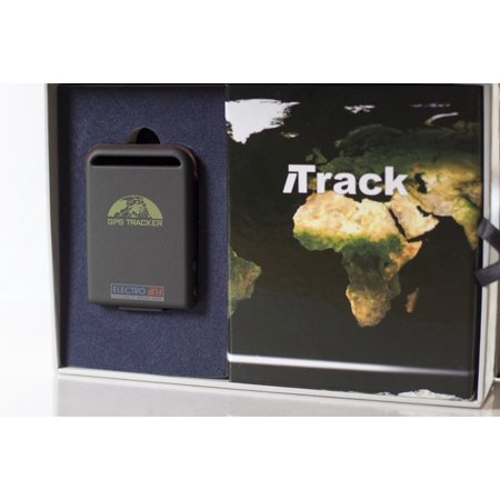 Real Time Dual Quad (Hardwired Quad Band Real Time GPS Tracking Device Triband)