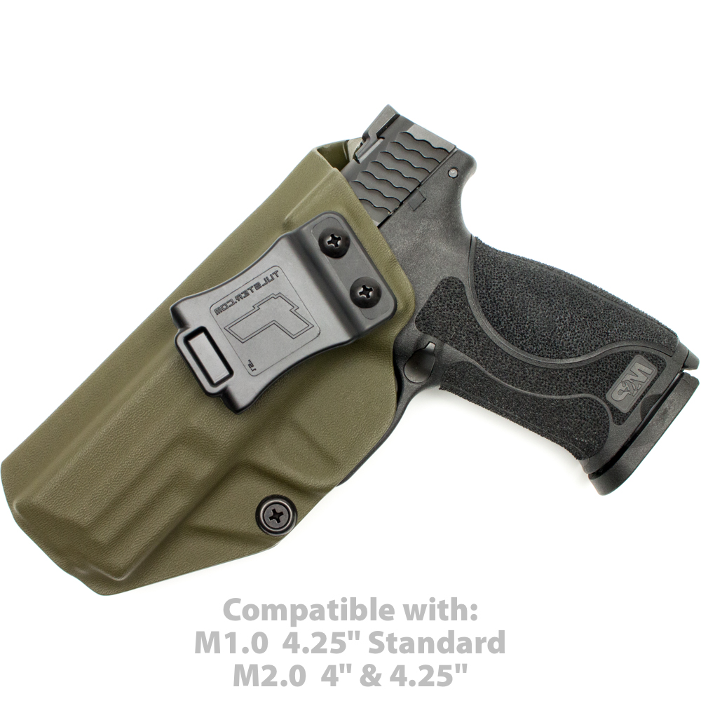 M&P 9mm/.40 - Profile Holster - Left Hand
