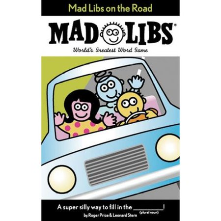 Mad Libs on the Road by