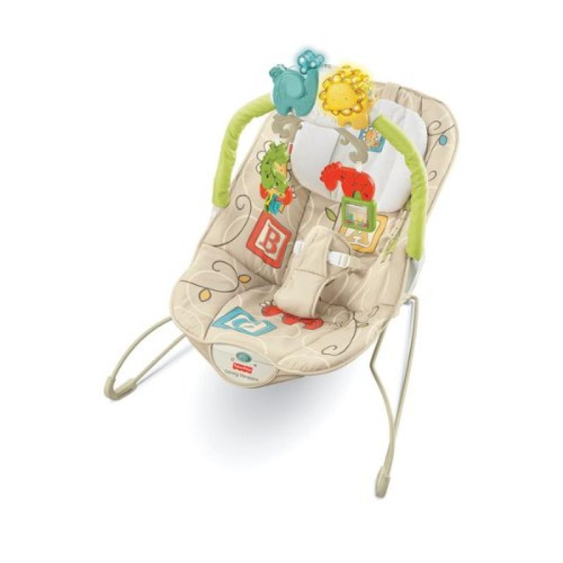 Fisher Price Playtime Bouncer Animal Krackers by Fisher-Price