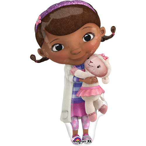 Doc McStuffins Shaped Balloon, 35
