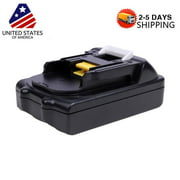 NEW 18 Volt 1.5Ah Battery For Makita BL1815 BL1830 18V LXT Lithium-Ion battery