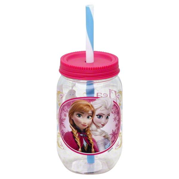 Disney Frozen Mason Jar Tumbler