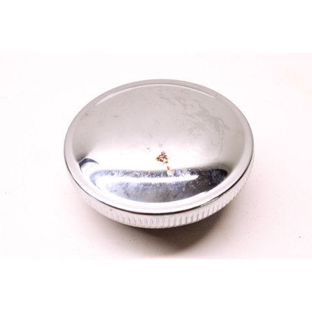 (Drag Specialties WI001 Vented Chrome Cam Lock Gas Cap Harley FXE QTY 1)