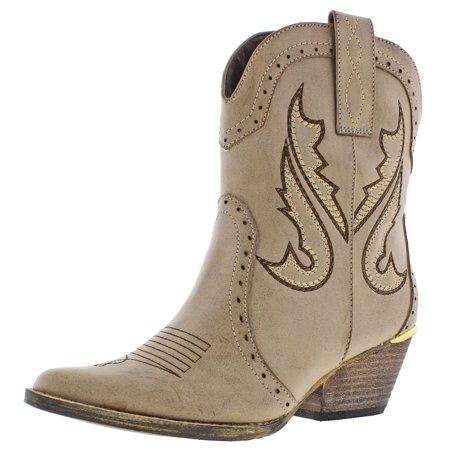 b4199ff7639 Volatile - Very Volatile Markie Women's Western Cowboy Boots Cowgirl ...