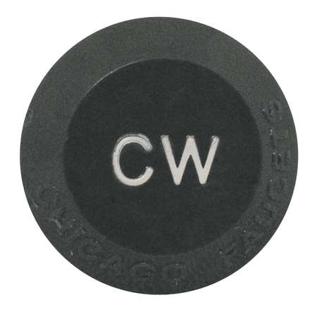 CHICAGO FAUCETS Cold Water Button 216-178JKNF