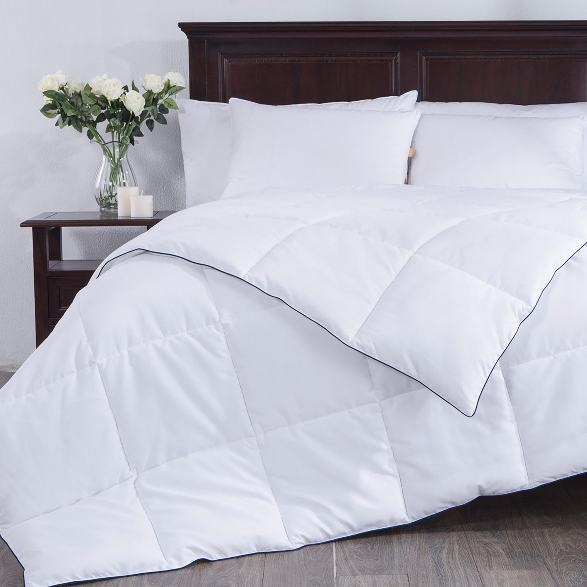 Puredown White Down Alternative Comforter, Duvet Insert ...