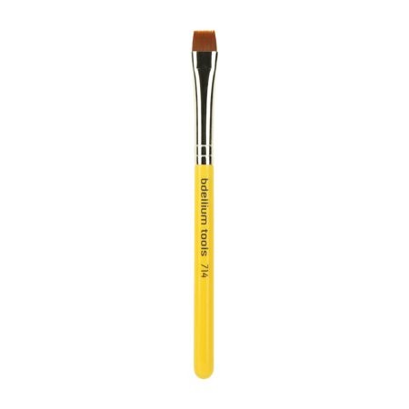 Bdellium Tools Professional Makeup Brush Travel Line - Flat Eye Definer 714