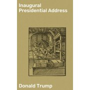 Inaugural Presidential Address - eBook