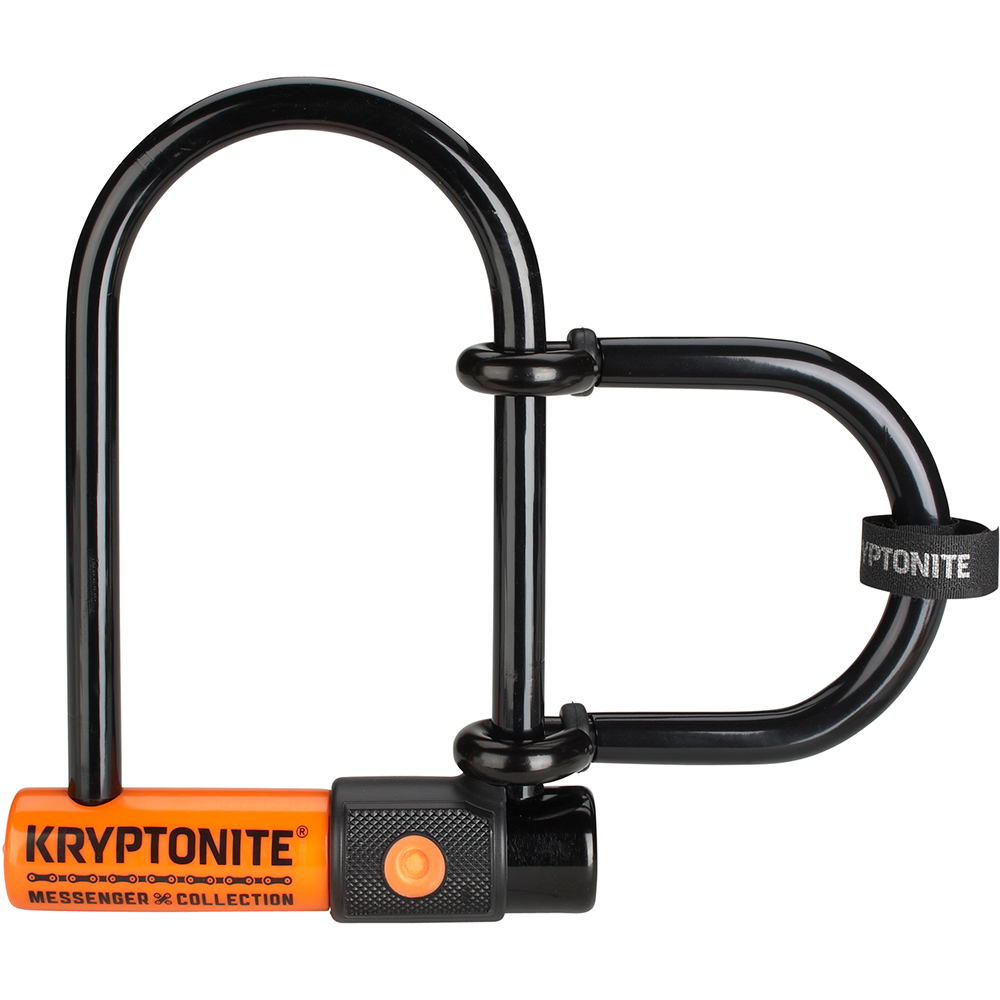 Lock U-Lock Kryptonite Mess. Mini Plus Wheel C DD